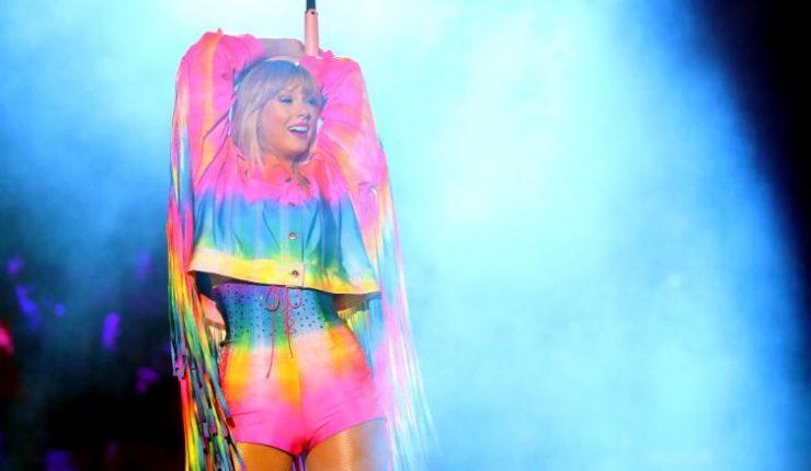 Taylor Swift será Artista de la década en los AMAs