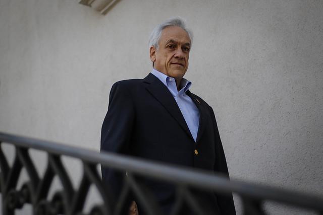 Encuesta Cadem: Aprobación de Presidente Piñera llega al 13% tras estallido social