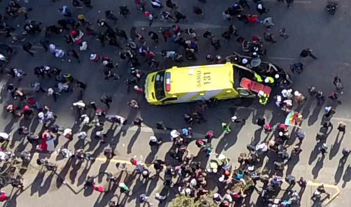 General Mario Rozas suspende uso de perdigones y balines en manifestaciones