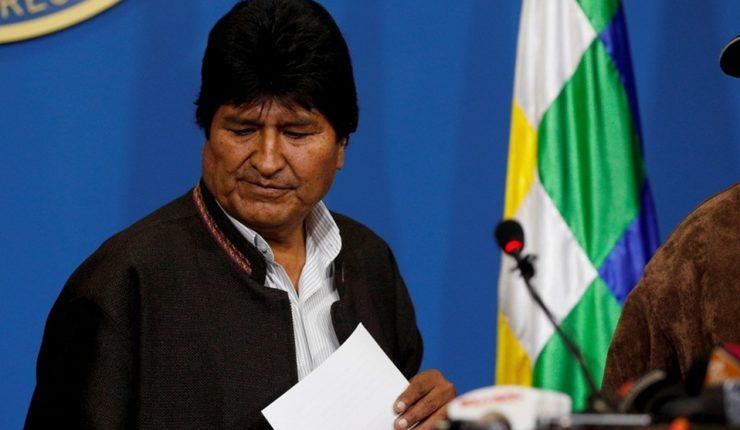 """Evo Morales sobre crisis en Bolivia: """"Nos acusaron de dictadores, ahora siento que ellos son los genocidas"""""""