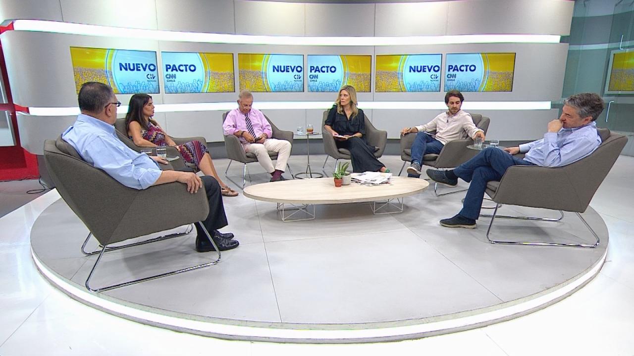 Los desafíos de una nueva Constitución: Dialogan Francisco Huenchumilla, Gonzalo Winter, Juan Antonio Coloma y Ximena Ossandón - CNN Chile