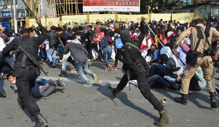 Protestas en la India por ley que marginaría a millones de musulmanes