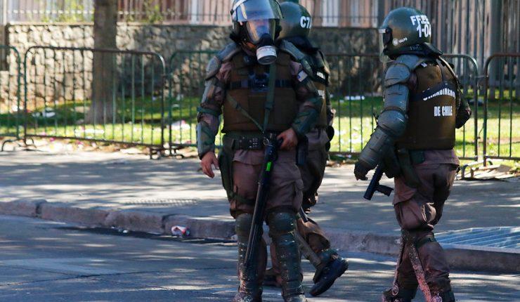 Chile: ya son más de 350 los manifestantes con heridas oculares