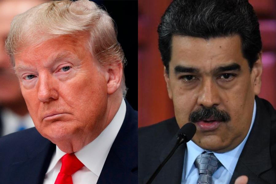 Gobierno de Trump acusa a Maduro de narcoterrorismo y ofrece millonaria recompensa por información para capturarlo