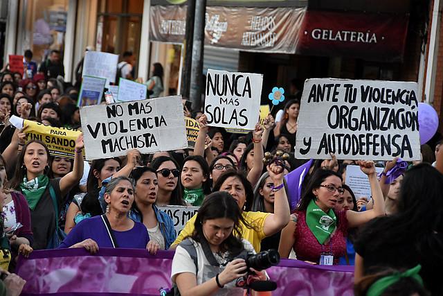La demandas urgentes que impulsan la Huelga General Feminista