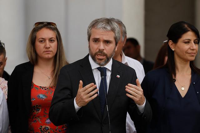 Partido Socialista anuncia acciones legales contra Carabineros tras agresión a adulto mayor