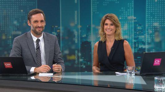 Más gente quedándose en casa: CHV Noticias Central aumentó en un 33% su  rating