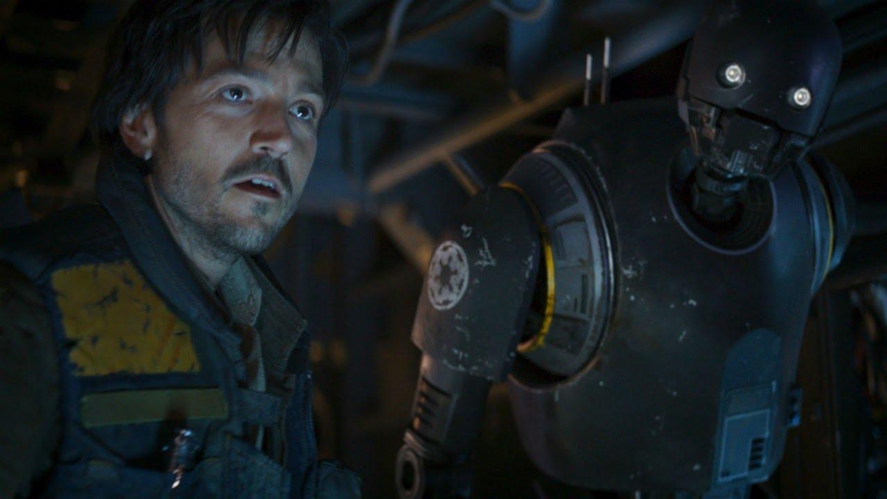 """Capitán Cassian Andor (Diego Luna) está de regreso en la nueva serie de  """"Star Wars"""""""