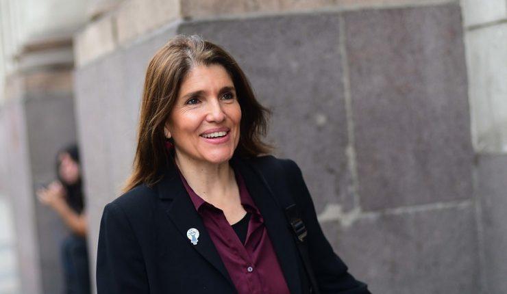 Paula Narváez aparece por primera vez como opción en la carrera presidencial en encuesta