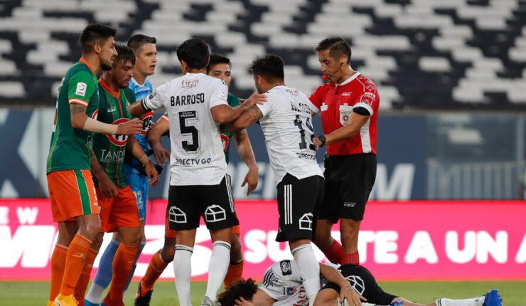 "Liberan audios de conversación entre Gilabert y el VAR en duelo de Colo Colo  ante Cobresal: ""No me da para penal"""