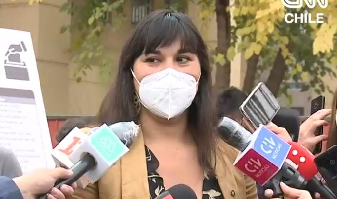 """Izkia Siches llama al Gobierno a incorporar al Colmed en """"la discusión de  la reconstrucción del Plan Paso a Paso"""""""