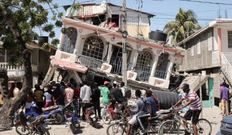Cómo se diferencia el terremoto de Haití de 2021 con el de 2010?